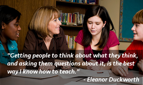 Eleanor Duckworth on Metacognition